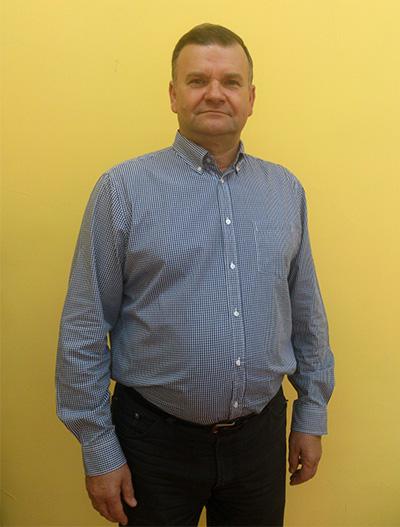mgr Andrzej Gasiorek, właściciel